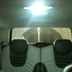 LED interior lights 1st gen